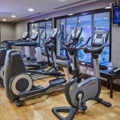 Отель Holiday Inn Birmingham Airport фитнесс-зал фото 3