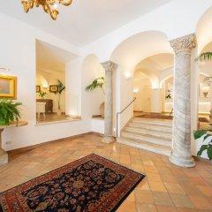 Отель Villa Romana Hotel & Spa Италия, Минори - отзывы, цены и фото номеров - забронировать отель Villa Romana Hotel & Spa онлайн интерьер отеля фото 3