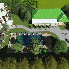 Отель Morrakot Lanta Resort Ланта помещение для мероприятий