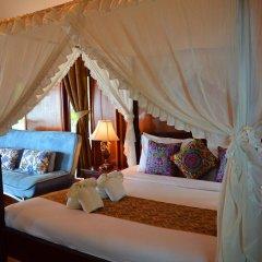 Отель Sayang Beach Resort Ланта комната для гостей фото 4