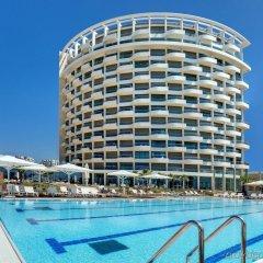 Отель West All Suite Boutique Tel Aviv бассейн