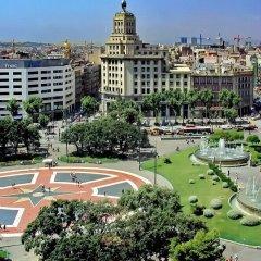 Barcelona & You (alberg-hostel) Барселона спортивное сооружение