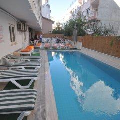 Sea Center Hotel Турция, Мармарис - отзывы, цены и фото номеров - забронировать отель Sea Center Hotel онлайн бассейн фото 3