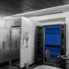 Del Carmen Concept Hotel Гвадалахара комната для гостей