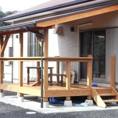 Отель Guesthouse Yakushima Япония, Якусима - отзывы, цены и фото номеров - забронировать отель Guesthouse Yakushima онлайн балкон