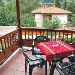 Отель Guest House Bolyarka балкон