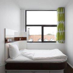 Отель Wakeup Aarhus Дания, Орхус - отзывы, цены и фото номеров - забронировать отель Wakeup Aarhus онлайн комната для гостей фото 5