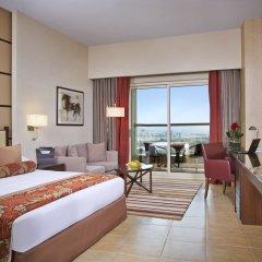Отель Khalidiya Palace Rayhaan by Rotana, Abu Dhabi комната для гостей фото 3