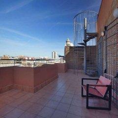Отель Villarroel Apartments Barcelona Испания, Барселона - отзывы, цены и фото номеров - забронировать отель Villarroel Apartments Barcelona онлайн балкон