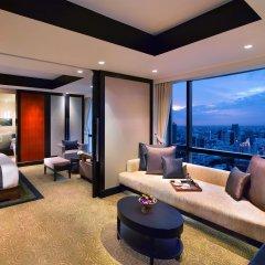 Отель Banyan Tree Bangkok Бангкок комната для гостей фото 4