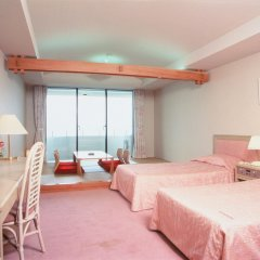 Hotel Miyuki Beach Центр Окинавы комната для гостей