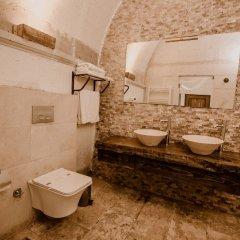 Ortahisar Cave Hotel ванная фото 2