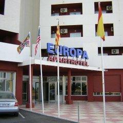Отель Port Europa парковка