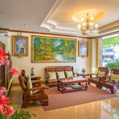 Krabi Phetpailin Hotel интерьер отеля