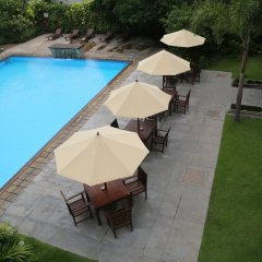 Отель Ramada Colombo Шри-Ланка, Коломбо - отзывы, цены и фото номеров - забронировать отель Ramada Colombo онлайн бассейн фото 3