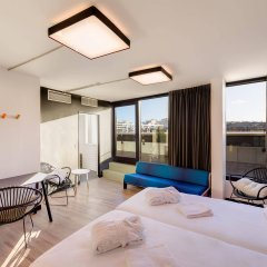 Отель Generator Paris Франция, Париж - 5 отзывов об отеле, цены и фото номеров - забронировать отель Generator Paris онлайн комната для гостей фото 2