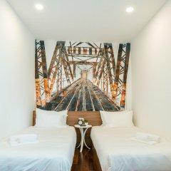 Отель Nexy Hostel Вьетнам, Ханой - отзывы, цены и фото номеров - забронировать отель Nexy Hostel онлайн комната для гостей фото 4