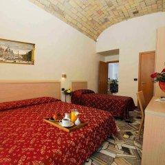Hotel Campidoglio в номере