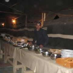 Отель Ammarin Bedouin Camp Иордания, Вади-Муса - отзывы, цены и фото номеров - забронировать отель Ammarin Bedouin Camp онлайн питание