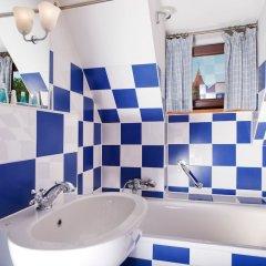 Hotel Agneshof Nürnberg ванная фото 2