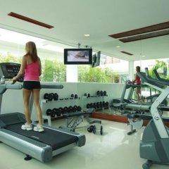 Отель La Flora Resort Patong Пхукет фитнесс-зал фото 3