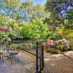 Апартаменты Luxury apartment - garden access Monceau