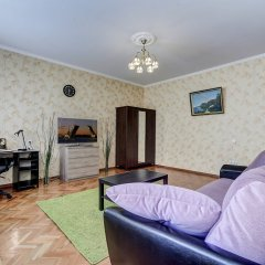 Апартаменты Marata 18 Apartments Санкт-Петербург комната для гостей