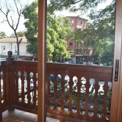 Семейный отель Ренесанс балкон