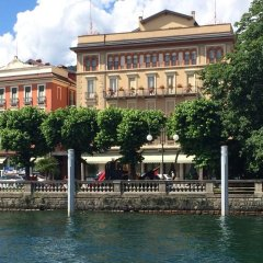 Отель San Gottardo Италия, Вербания - отзывы, цены и фото номеров - забронировать отель San Gottardo онлайн приотельная территория фото 2