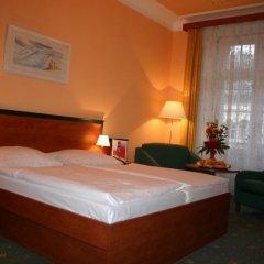 EA Hotel Jessenius комната для гостей фото 4
