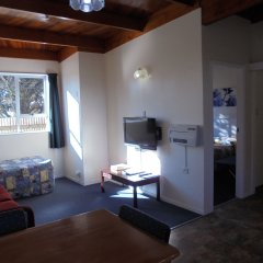 Отель Greymouth KIWI Holiday Parks & Motels комната для гостей фото 2