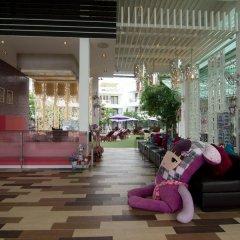 Отель The Sea Cret Hua Hin детские мероприятия