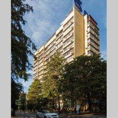 Гостиница Сочи в Сочи отзывы, цены и фото номеров - забронировать гостиницу Сочи онлайн вид на фасад