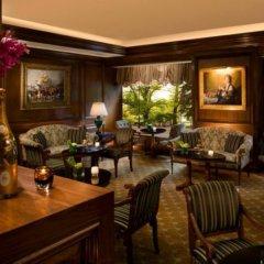 Отель Taj Boston гостиничный бар