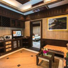 Отель Eco Lanta Hideaway Beach Resort Ланта интерьер отеля фото 2