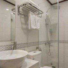 Отель Mayflower Hotel Hanoi Вьетнам, Ханой - отзывы, цены и фото номеров - забронировать отель Mayflower Hotel Hanoi онлайн ванная фото 2