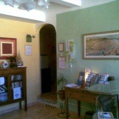 Отель Sampaoli Италия, Флоренция - отзывы, цены и фото номеров - забронировать отель Sampaoli онлайн интерьер отеля фото 3