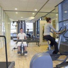 Bastion Hotel Almere фитнесс-зал