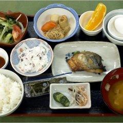 Hotel Sunroute Hachinohe Мисава питание фото 2