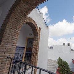 Отель San Andrés Испания, Херес-де-ла-Фронтера - 1 отзыв об отеле, цены и фото номеров - забронировать отель San Andrés онлайн балкон