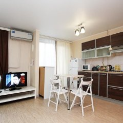 Апартаменты на Соколе Москва комната для гостей фото 3