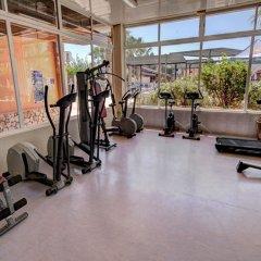 Azuline Hotel Bergantin фитнесс-зал фото 2