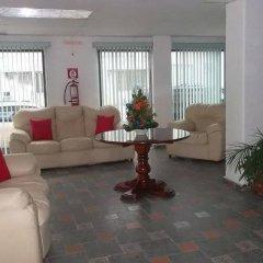 Отель Ikaro Suites Cancun Мексика, Канкун - отзывы, цены и фото номеров - забронировать отель Ikaro Suites Cancun онлайн интерьер отеля фото 2
