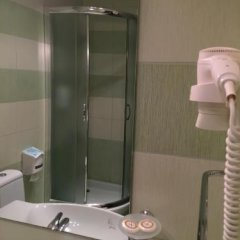 Отель Obzor City Hotel Болгария, Аврен - отзывы, цены и фото номеров - забронировать отель Obzor City Hotel онлайн ванная фото 2