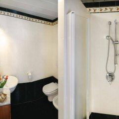 Отель Victoria Италия, Виченца - отзывы, цены и фото номеров - забронировать отель Victoria онлайн ванная фото 2
