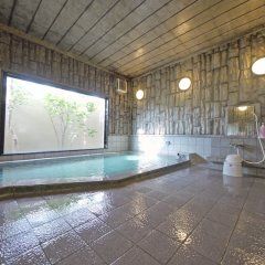 Hotel Route-Inn Court Fujioka бассейн