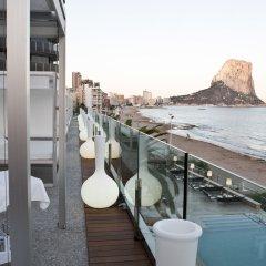 Gran Hotel Sol y Mar (только для взрослых 16+) Кальпе балкон