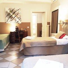 Отель Fiori комната для гостей фото 5