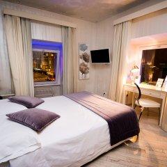 Отель Caravita Италия, Рим - отзывы, цены и фото номеров - забронировать отель Caravita онлайн комната для гостей фото 4