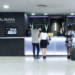 Отель ALIMARA Барселона интерьер отеля